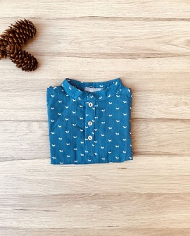 Camisa Mao Teckel